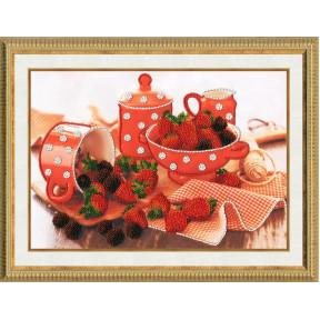 Набор для вышивки Золотое Руно РТ-018 Аромат ягод фото