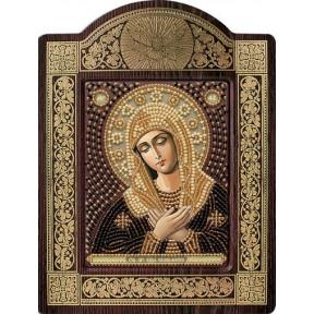 Набор для вышивания бисером Нова Слобода СН8022 Богородица Умиление