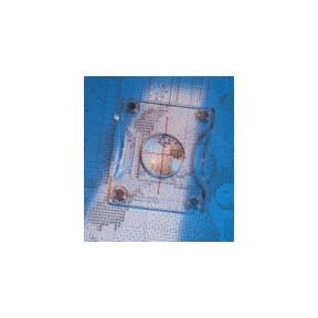 Магнитный транспортир-линза 749.500Z Pako фото