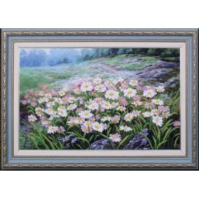 Набор для вышивания Магия Канвы Б-253 Луговые цветы фото
