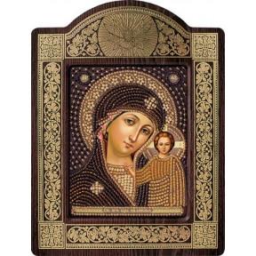 Набор для вышивания бисером Нова Слобода СН8002 Богородица Казанская