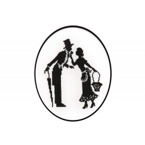 Набор для вышивки бисером Повитруля П2 008 Цветочница фото