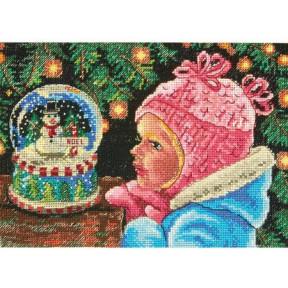 Набор для вышивания Dimensions 70-08936 Christmas Wishes фото
