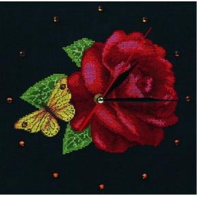 Набор для вышивки крестиком RTO M40008 Время для роз фото