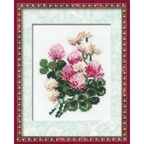 Набор для вышивки крестом Риолис 574 Клевер фото