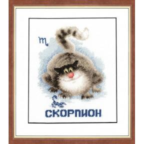 Набор для вышивки крестом Золотое Руно ВЛ-008 Знак зодиака
