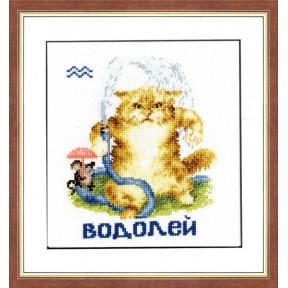 Набор для вышивки крестом Золотое Руно ВЛ-011 Знак зодиака