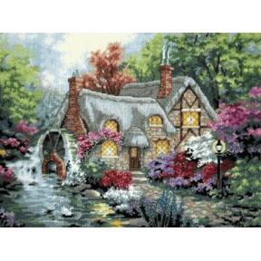 Набор для вышивания Dimensions 72-120016 The Cottage Mill фото
