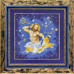 Набор для вышивания L34630 Водолей фото