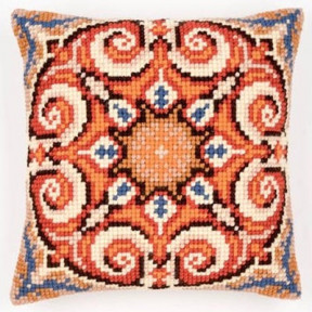 Набор для вышивки подушки Vervaсo PN-0145173 Geometric Desidn