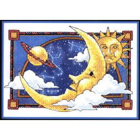 Набор для вышивания крестом Dimensions 06898 It's in the Sky