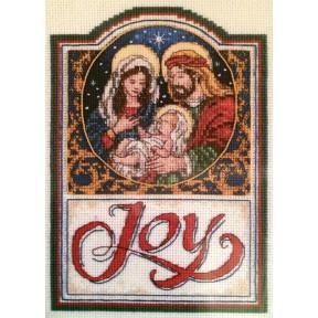 Набор для вышивания крестом Classic Design 4381 Благословенная