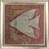 Набор для вышивания бисером Butterfly 558 Символ: Успех фото