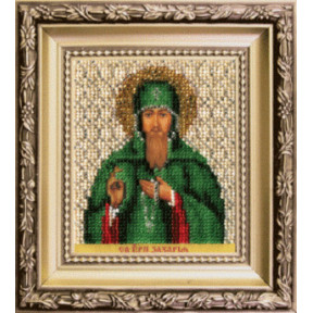 Набор для вышивания Чарівна Мить Б-1216 Икона святой