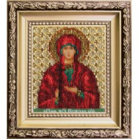 Набор для вышивания Чарівна Мить Б-1219 Икона святая мученица