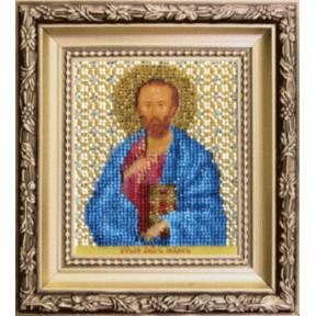 Набор для вышивания Чарівна Мить Б-1220 Икона святой апостол