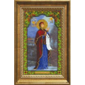 Набор для вышивания Чарівна Мить Б-1225 Икона Божьей Матери