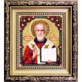 Набор для вышивания Чарівна Мить БЮ-001 Николай Чудотворец фото