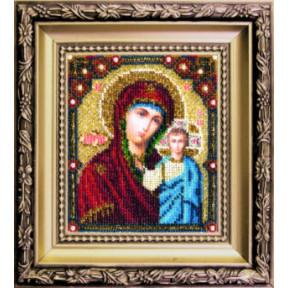 Набор для вышивания Чарівна Мить БЮ-002 Казанская икона Божией