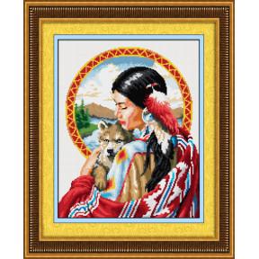 Набор для рисования камнями Lasko TL017 Хранитель духа фото