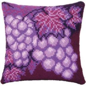 Набор для вышивки подушки Чарівна Мить РТ-182 Виноград фото