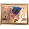 Набор для вышивания бисером Butterfly 417 Нефертити фото