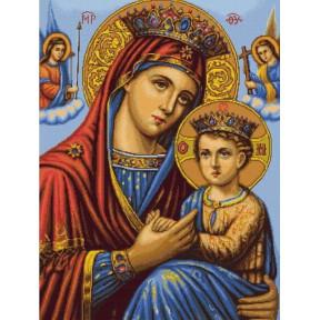 Набор для вышивки крестом Luca-S B428 Икона Божьей Матери