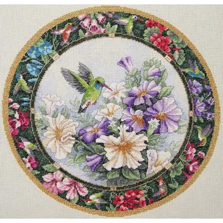 Набор для вышивания крестом Classic Design 4388 Сладкий нектар