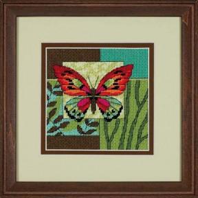 Набор для вышивания гобелена Dimensions 07222 Butterfly