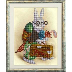 Набор для вышивания КиТ 90316 Пасхальные истории Б7 фото