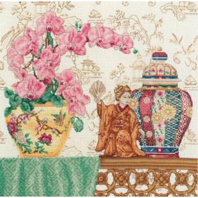"""Набор для вышивания Anchor MAIA 01206 """"Oriental Study/Восточные"""