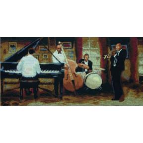 """Набор для вышивания Anchor MAIA 01217 """"All that Jazz/Весь этот"""