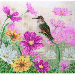 """Набор для вышивания Anchor MAIA 01218 """"Bird and Floral/Птица и"""