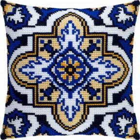 Набор для вышивки подушки Чарівниця Z-46 Турецкая арабеска фото
