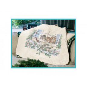 Набор для вышивания одеяла Dimensions 03231 Three Bird Watchers