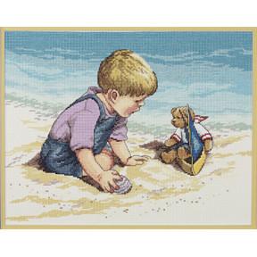 Набор для вышивания Janlynn 029-0057 Seashore Fun фото