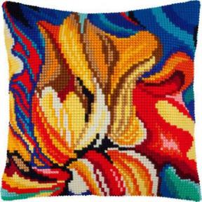 Набор для вышивки подушки Чарівниця Z-50 Гуашь фото