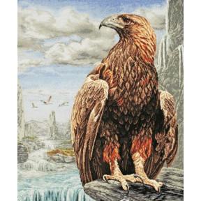 Набор для вышивания Anchor MAIA 01229 3D Eagle/ 3D Орел
