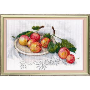 Набор для вышивки крестом МП Студия НВ-559 Вкус диких яблок