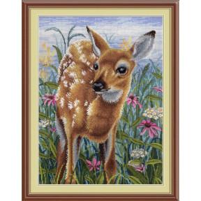 Набор для вышивки крестом МП Студия НВ-530 В цветении дивных трав