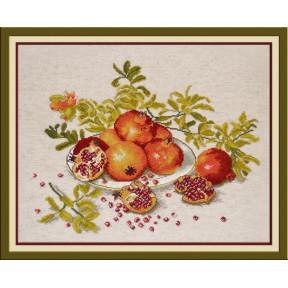 Набор для вышивки крестом Овен 661 Драгоценные зерна