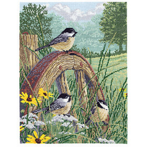 Набор для вышивания Janlynn 008-0203 Meadow's Edge фото