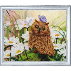 Набор для вышивания бисером Butterfly 528 Везучка (по картине