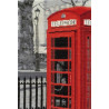 Набор для вышивания крестом DMC BK1172 London Telephone
