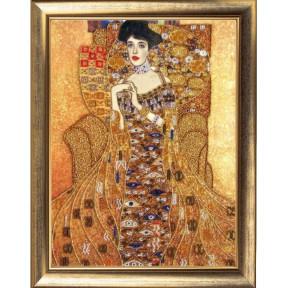 Набор для вышивания бисером Butterfly 489 Золотая Адель (по