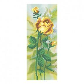 Набор для вышивания бисером ВДВ ВБ-35 Роза фото