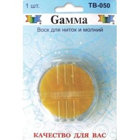 Воск для ниток и молний Гамма ТВ-050