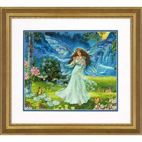 "Набор для вышивания Dimensions 70-35354 ""Весенняя фея/Spring"