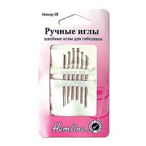 Иглы ручные для вышивания с закругленным кончиком 203.26 № 26