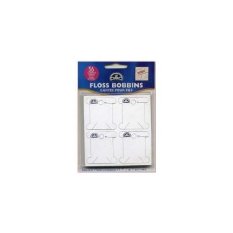 Бобины картонные DMC 6101/12 для мулине фото